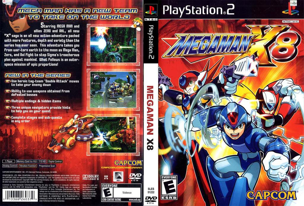Megaman x8 Megaman_X8