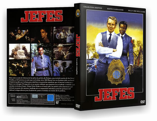 Jefes (Chiefs) [DVDRIP][Spanish][MiniSerie Completa] Jefes