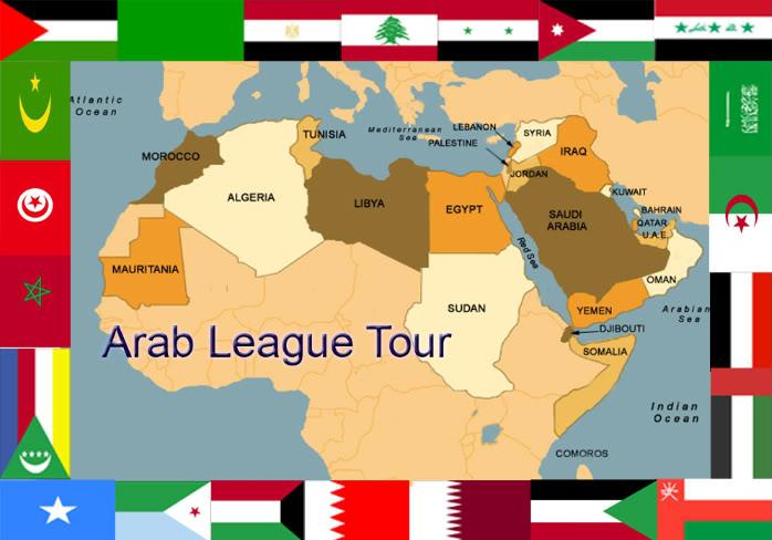 أهلا ومرحباَ بكم في ميناء أمواج الأندلس لكل العرب ArabLeagueTour4-1