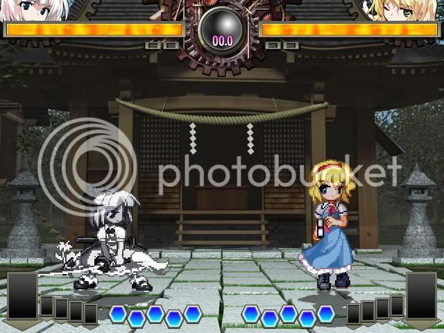 Let's Play Touhou! YvA01
