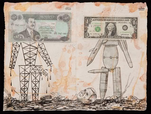Economy For Dummies Saddammoney
