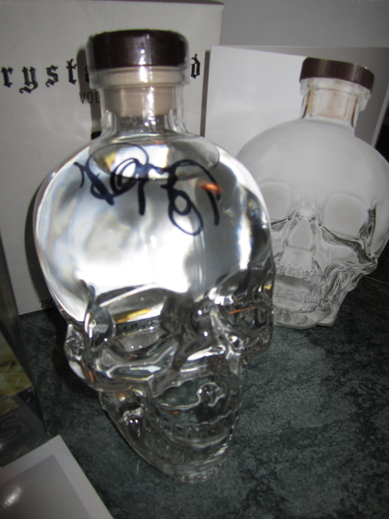 Dan Aykroyd vodka siganture  le 22 Septembre A Ottawa  IMG_7369_zps0acfe094