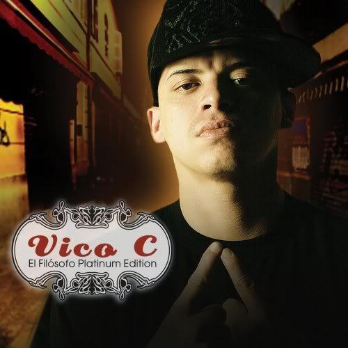 Vico C - El Filosofo Platinum Edition VicoC-ElFilosofoPlatinumEdition