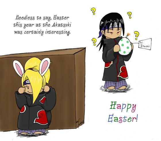 [i]Itachi/Deidara-Deidara/Itachi n_n[/i] Easter1