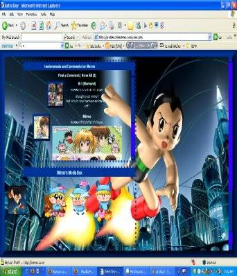 Astro Boy Layout (Best of Mine) Ab2