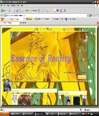 Essence of Reality Eor1