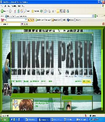 Linkin Park Lp1