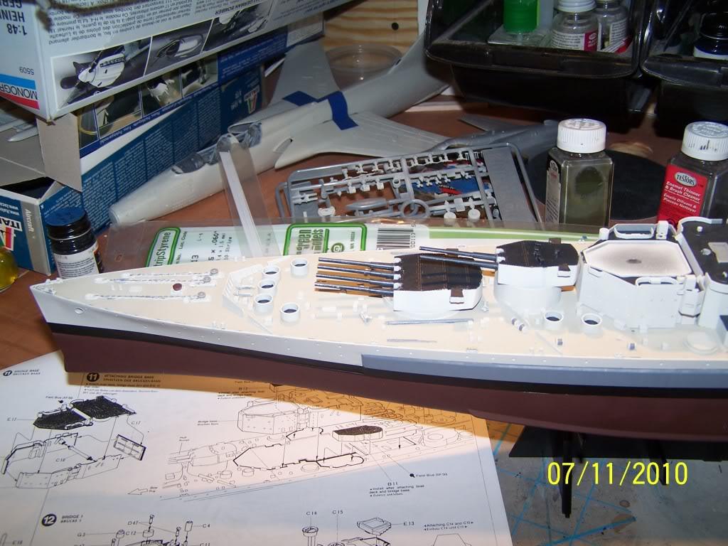 HMS King George V 100_6195