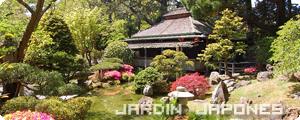 {Jardín Japonés}