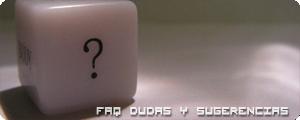 {FAQ Dudas y Sugerencias}