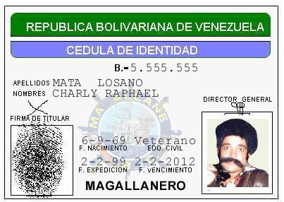 Noticias y varios de la LVBP - Página 4 CEDULACHARLYMATA-MAGALLANERO