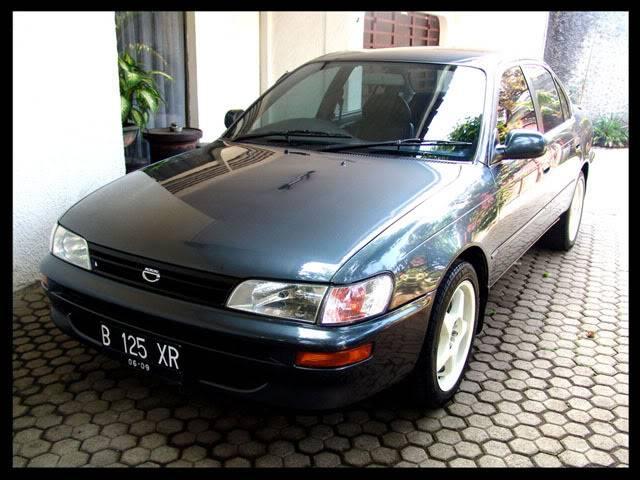 """NiNo's AE101 Story - Indonesia"" B125XRAftermarketHL"