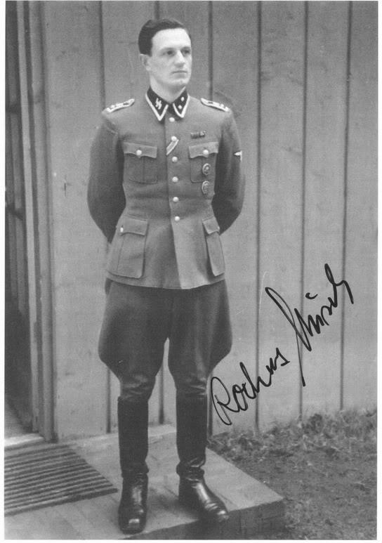 "1 SS PanzerDivision ''Leibstandarte SS Adolf Hitler"" RochusMisch-AdjudantAHFhrerbunker-L"