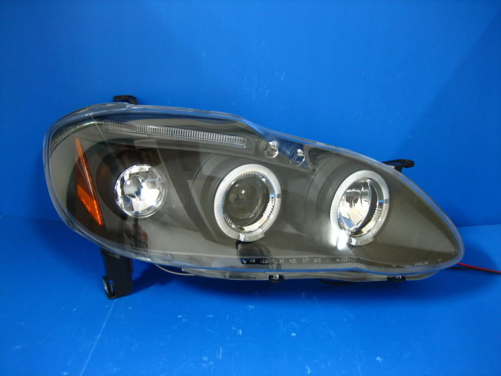 LED taillamp for cars and van.. 01-COROLLA-B-PROJECTOR