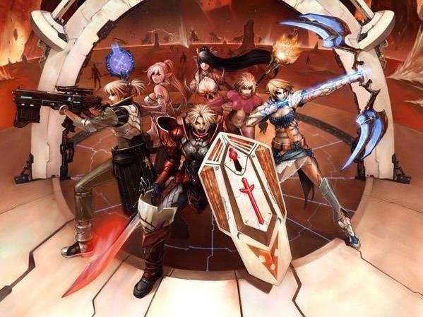Rising Force Online (RF Online) Cora