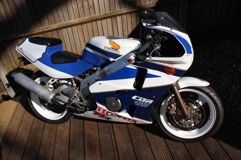 New toy! Bike2