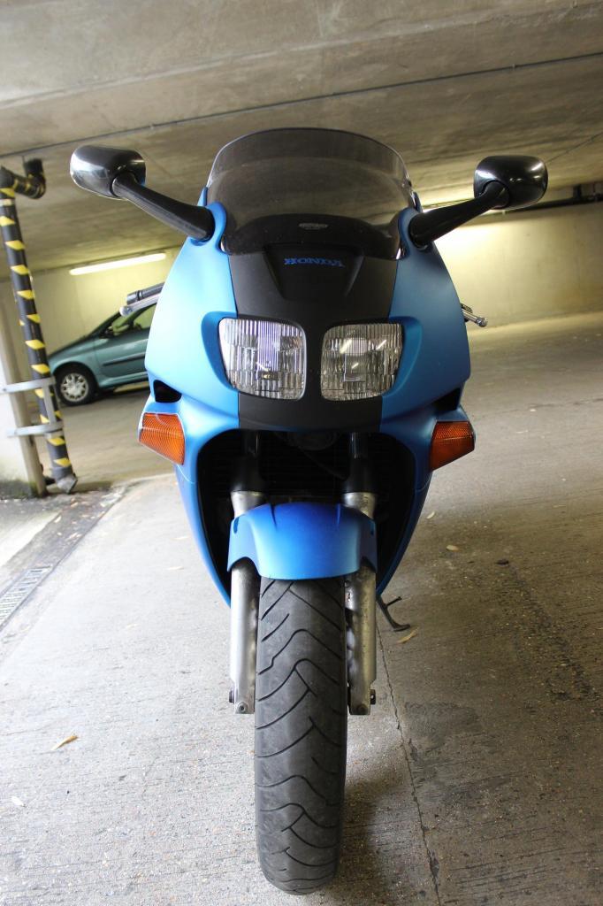 Honda VFR750  Nl4