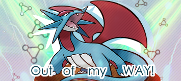 Competetion page (this is where the competition is held) Salamence