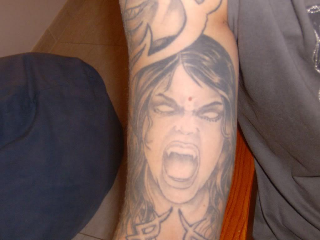 A arte das tatuagens HPIM3346