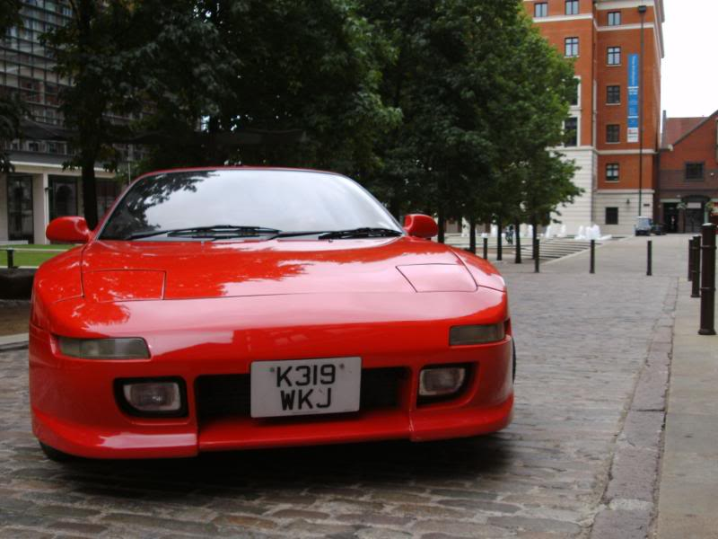 TRD2000GT #21 (Red) PICT0732