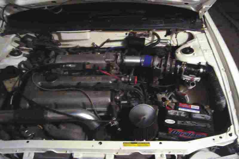 1996 lucino gsr turbo Motor2