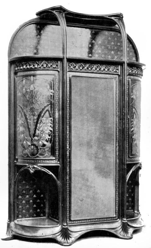 Mobilier a l'Exposition Universelle Paris 1900 Aed_1900_08_40_00