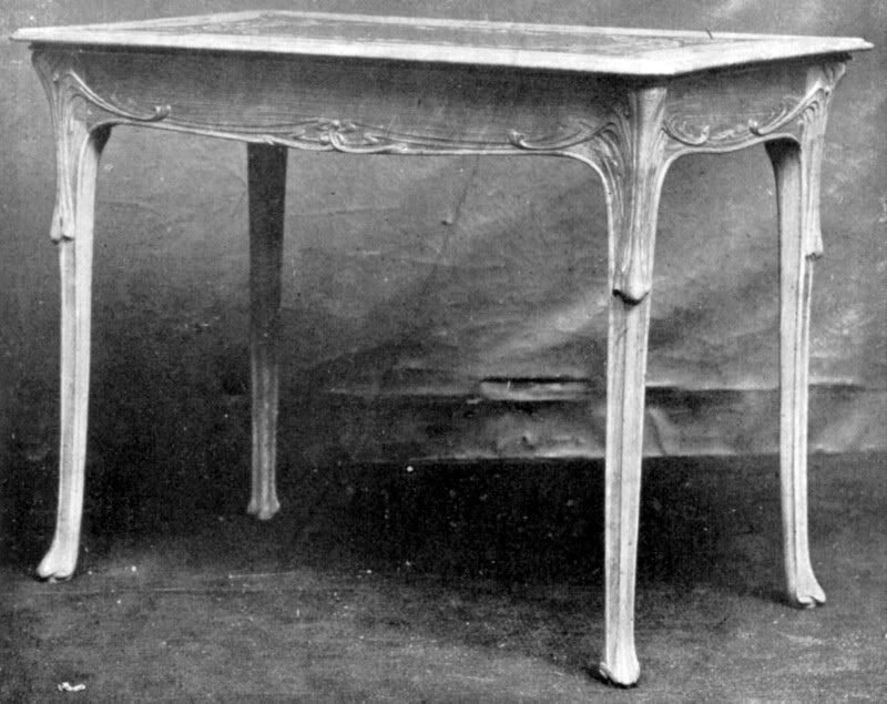 Mobilier a l'Exposition Universelle Paris 1900 Aed_1900_08_45_02
