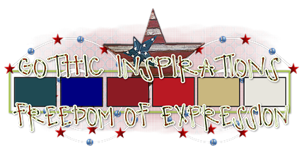 Accepting Designers! Freedom Of Expression: July Blog Train GI_FreedomOfExpression4Blog