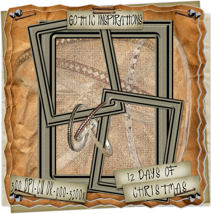 4th Day Of Christmas ♥CU Freebie♥ by Gothic Inspirations GI_4thDayOfChristmas