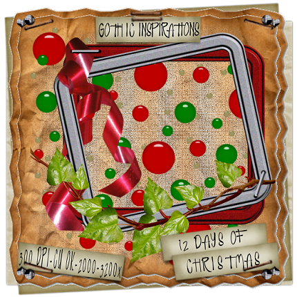 7th Day Of Christmas ♥CU Freebie♥ by Gothic Inspirations GI_7thDayOfChristmas