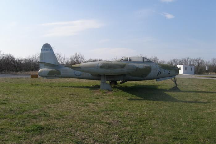 F-84G THUNDERJET P3112306