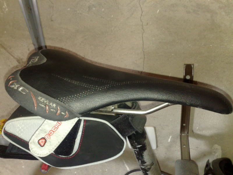 [VENDO]Sillin Selle Italia SLR XC negro->35€ 05092010007