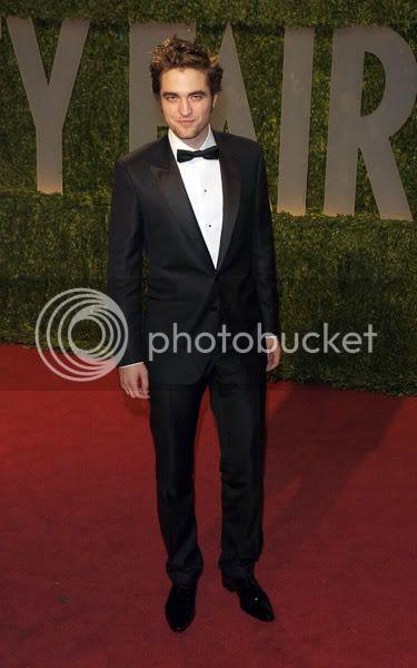 Rob at 2009 Vanity Fair Oscar Party. 56831687kdanick2232009102554AM