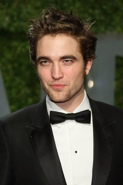 Rob at 2009 Vanity Fair Oscar Party. 56831966kdanick2232009102848AM