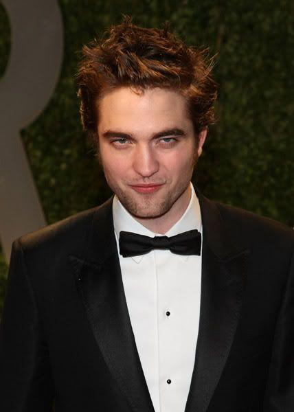 Rob at 2009 Vanity Fair Oscar Party. 56833147kdanick2232009102657AM