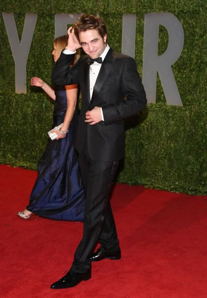 Rob at 2009 Vanity Fair Oscar Party. 56833156kdanick2232009102559AM
