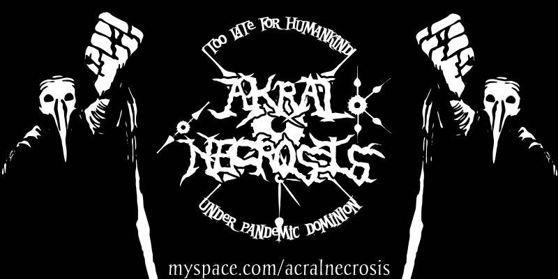 Akral Necrosis Logobun