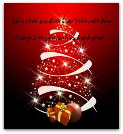 Mừng Lễ Giáng Sinh Noel