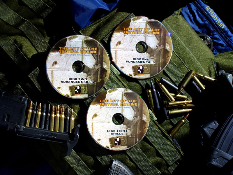 The art of tactical carbine Dvd2web