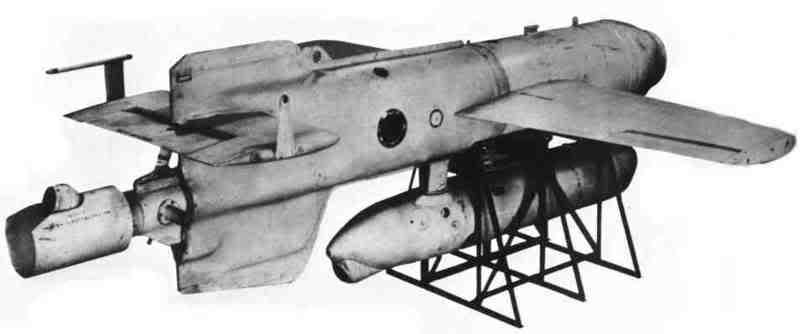 La conquête spatiale sous l'occupation (1939/1945) Hs293b
