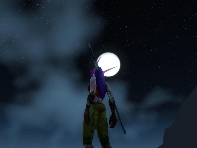 Screenshots from your nabby days? Moonelf