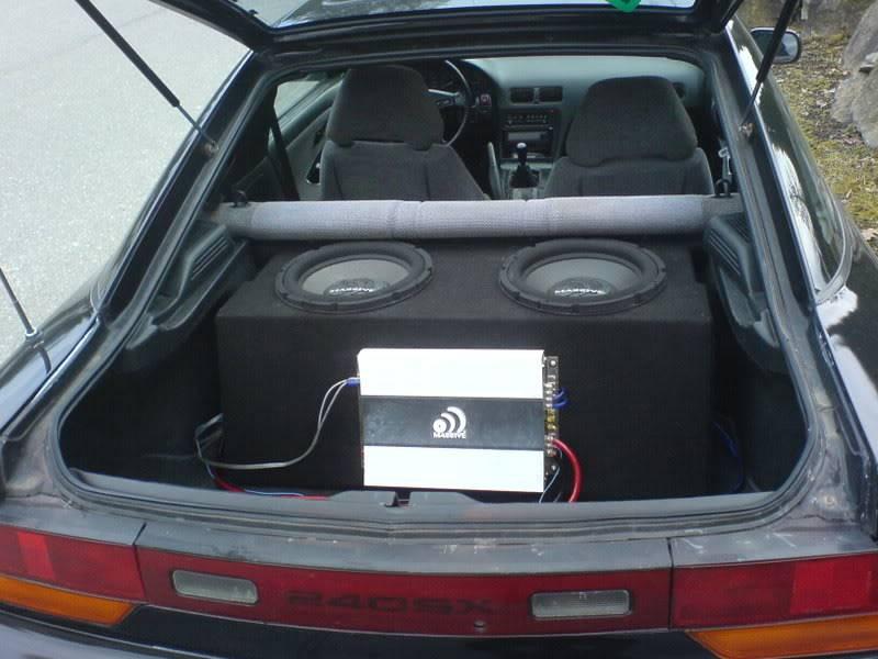 1992 s13 240sx - Killin my car DSC00201