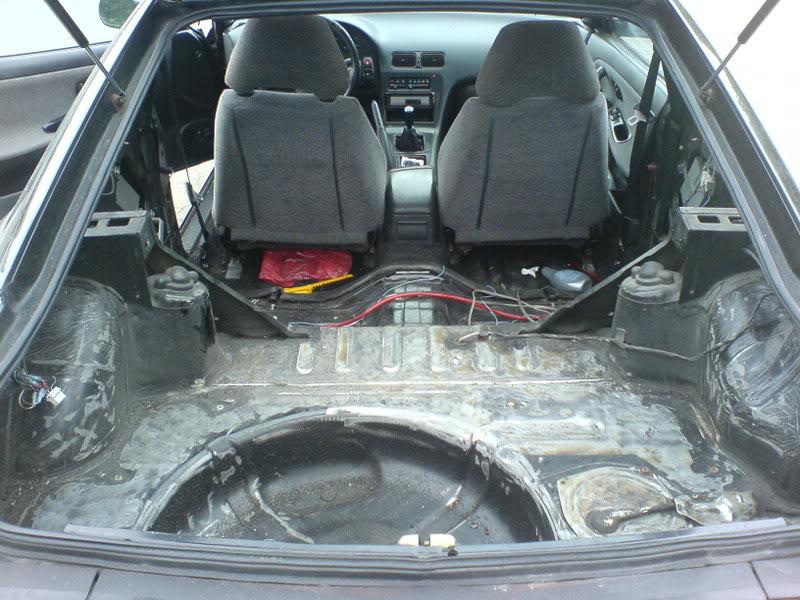 1992 s13 240sx - Killin my car DSC00286