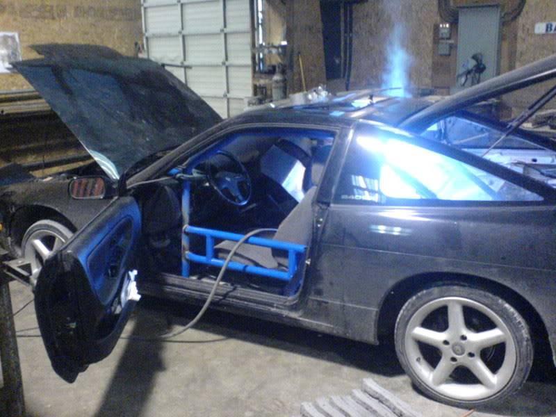 1992 s13 240sx - Killin my car Monster2