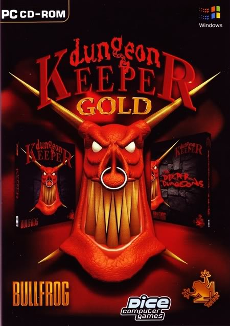 Great Games.. that Envy- sucks at DungeonKeeper