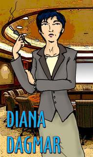 New Villain: Diana Dagmar Dagmarcopy