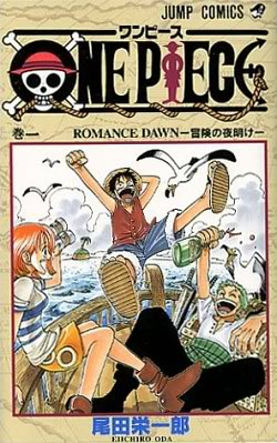 Fan One Piece vào báo danh nào One_Piece2C_Volume_1