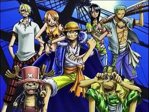Fan One Piece vào báo danh nào One-piece