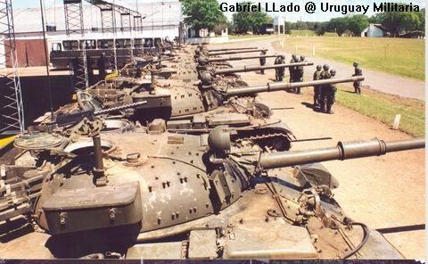 T-55 MODERNIZADOS O TANQUES DE SEGUNDA - Página 3 T-55006Gllado