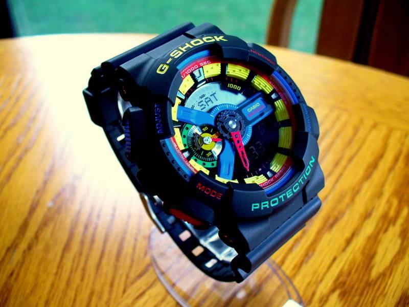 Watch-U-Wearing 8/23/10 Gshock154